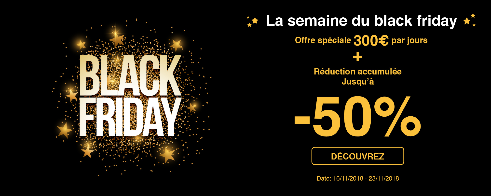 Black friday Greaden