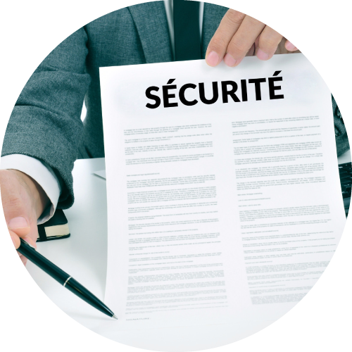 consignes de securite