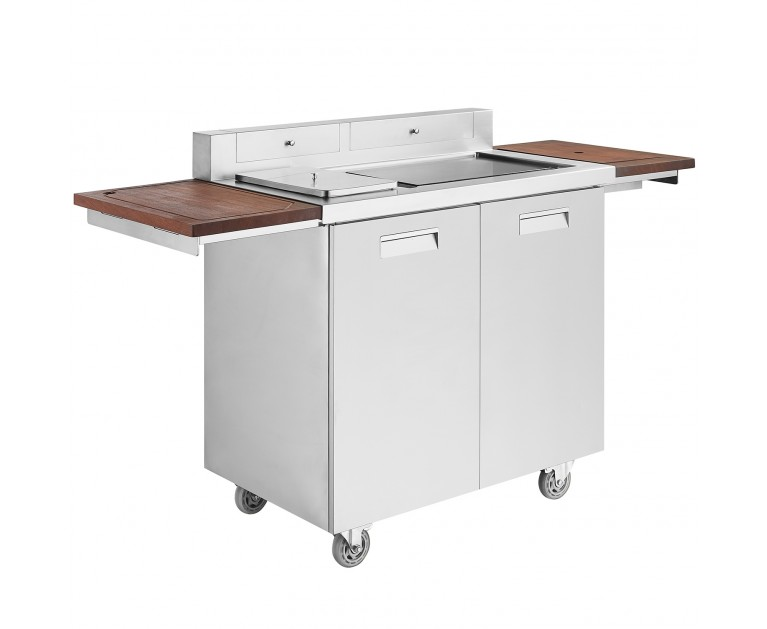 Teppanyaki authentique Barbecue Électrique Pro INOX